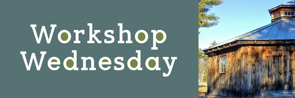 Workshop Wednesday Banner