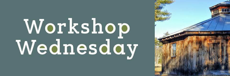 Workshop Wednesday Banner