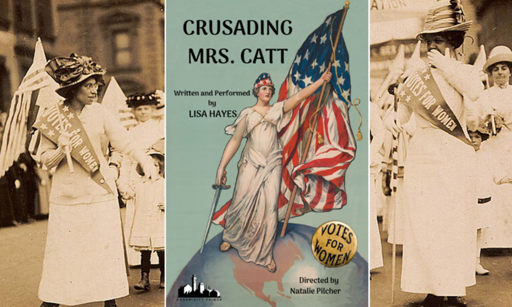 Crusading Mrs. Catt