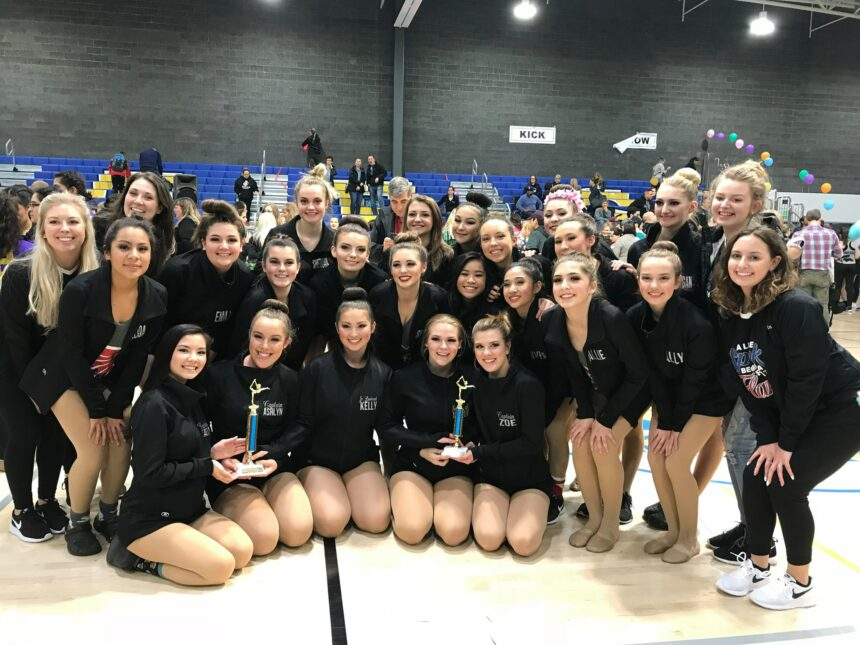 Tahoma H.S. Dance and Drill Competitions