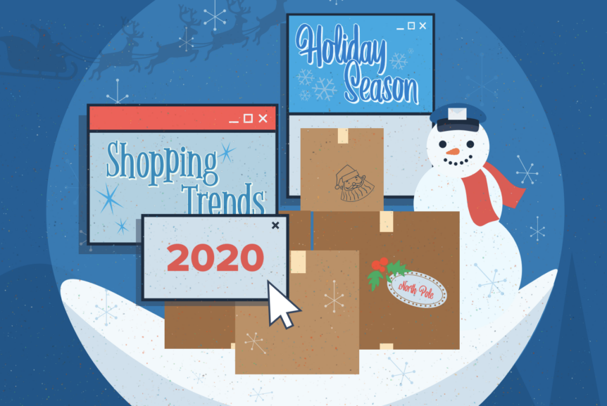2020 q4 holiday shopping forecast for ecommerce brands CBD