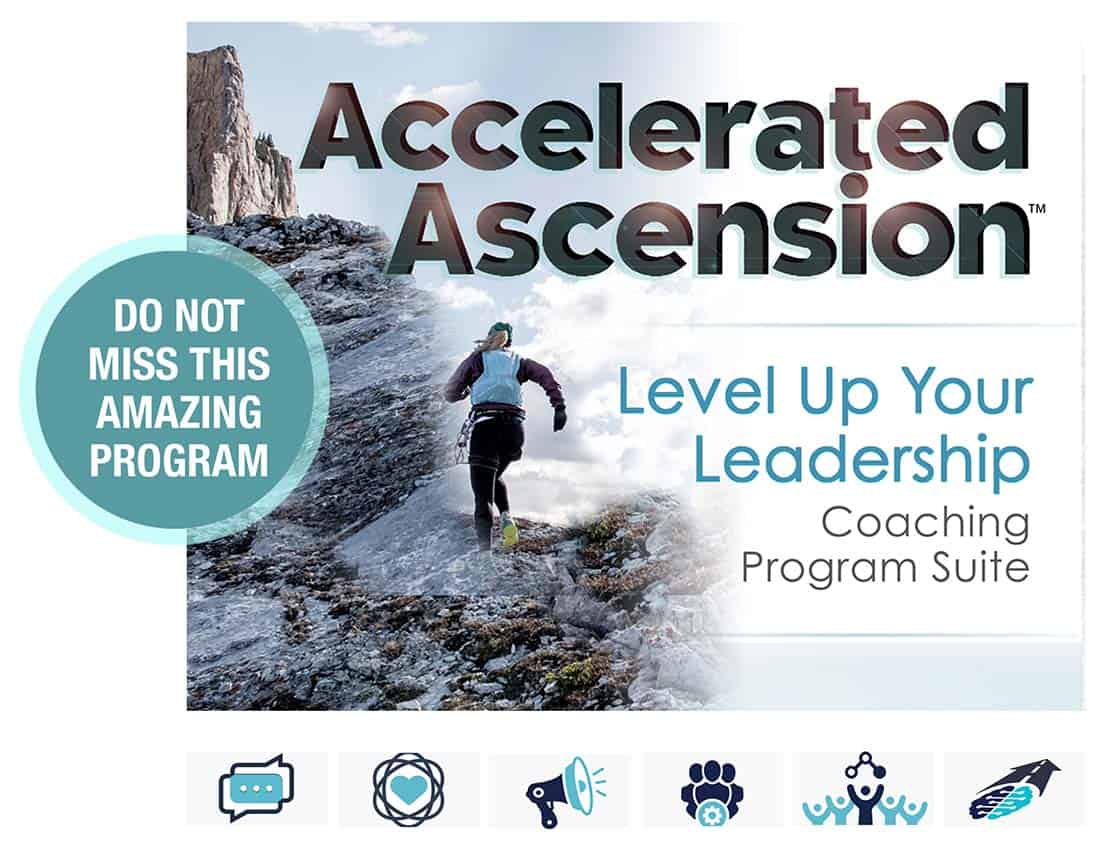 ACCELERATED ASCENSION coaching programs