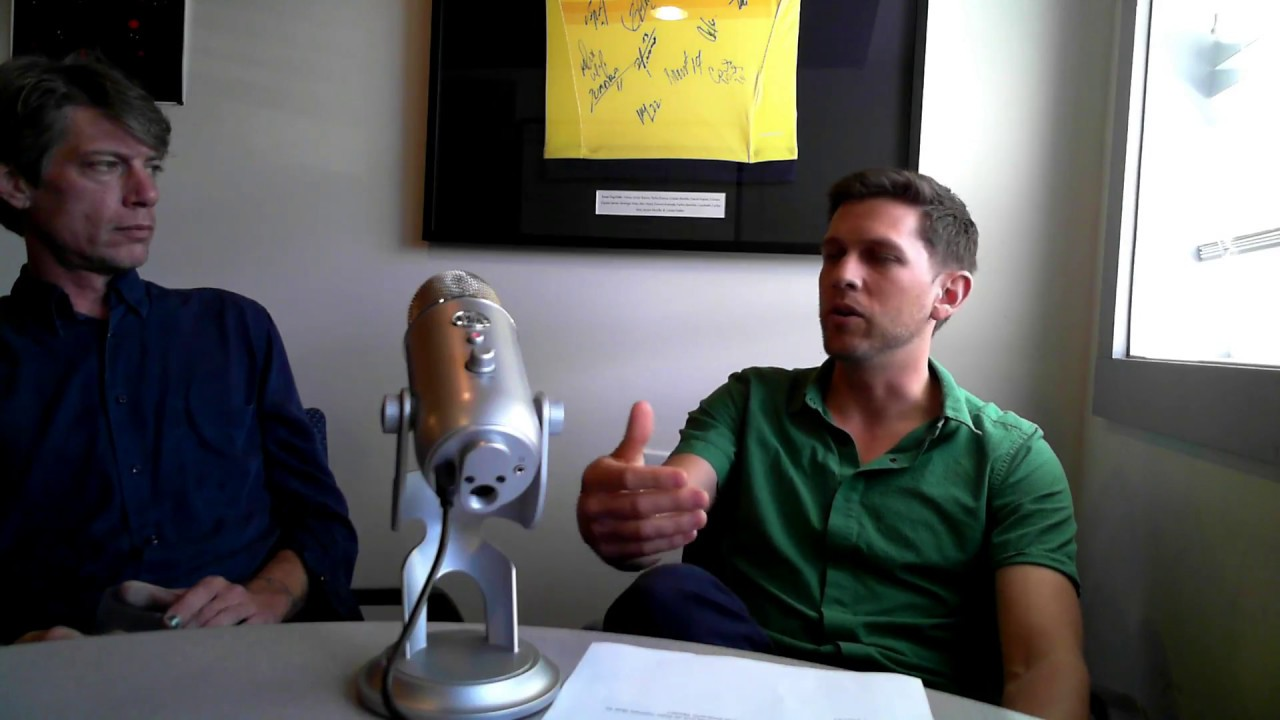 AREN 010: With Asheville Mayoral Candidate Jonathan Wainscott