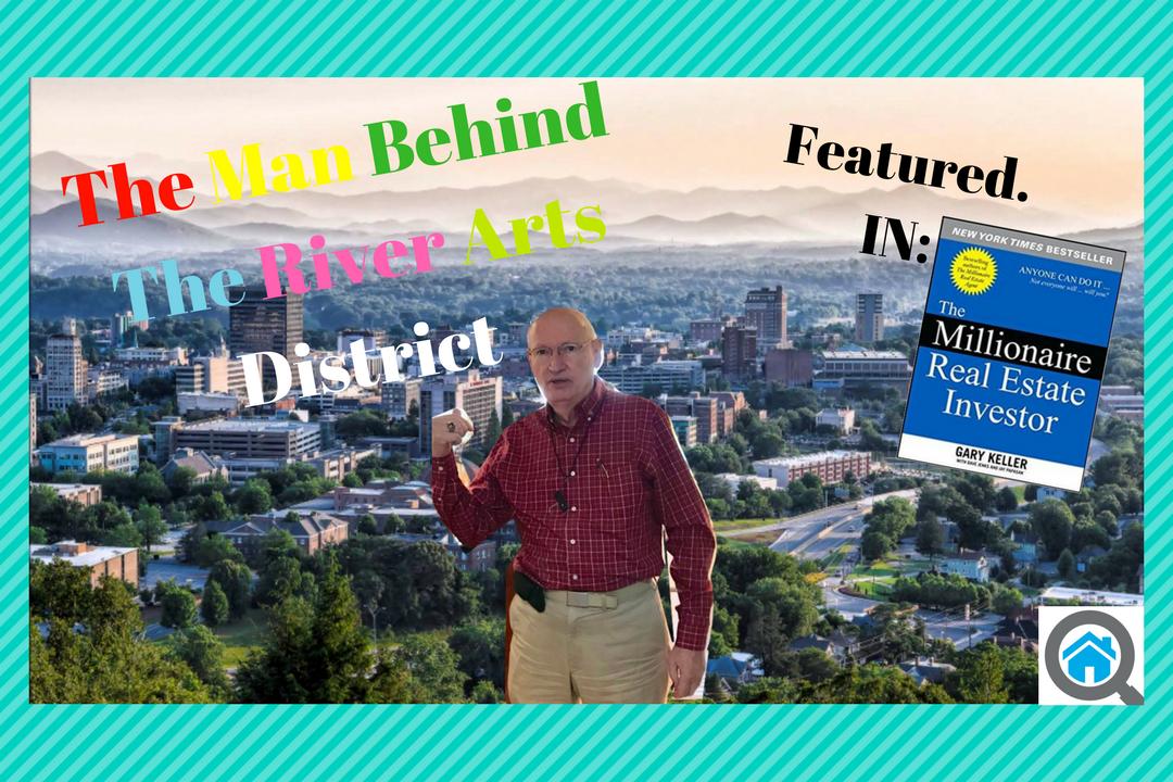 AREN 023: The Man Behind Asheville's River Arts District: Bill Goacher