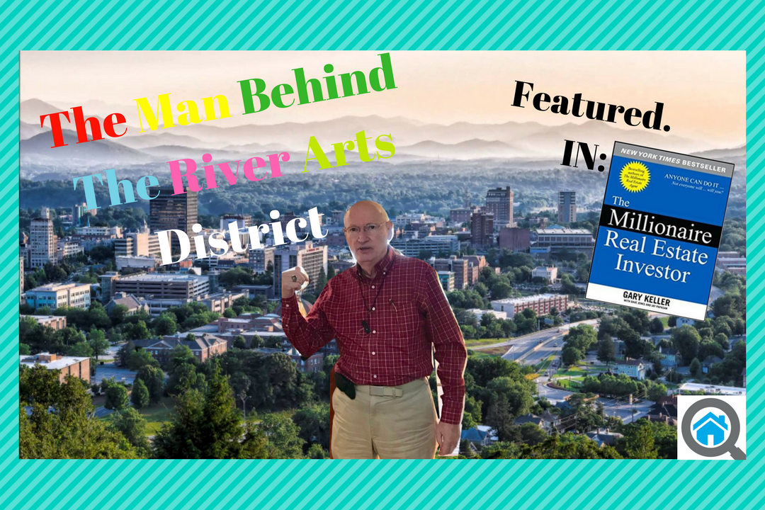 AREN 023: The Man Behind Asheville's River Arts District: Bill Goacher