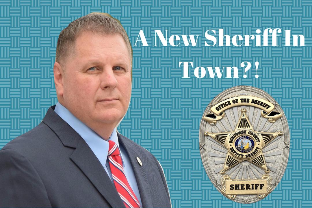 AREN 031: Randy Smart, Buncombe County's Next Sheriff?!
