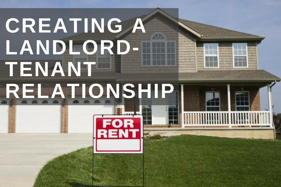 Creating a Great Landlord-Tenant Relationship in Asheville   AREN 42