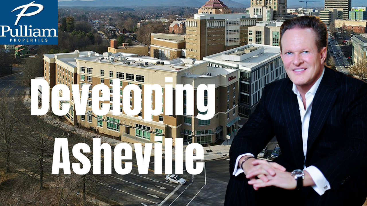 DOWNTOWN HOTELS, BIG DEVELOPMENT, & APARTMENTS WITH RUSTY PULLIAM | AREN 54