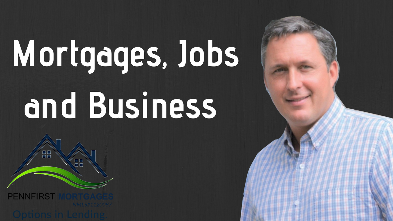 STARTING A BUSINESS IN ASHEVILLE (Mortgages & Jobs)   AREN 55