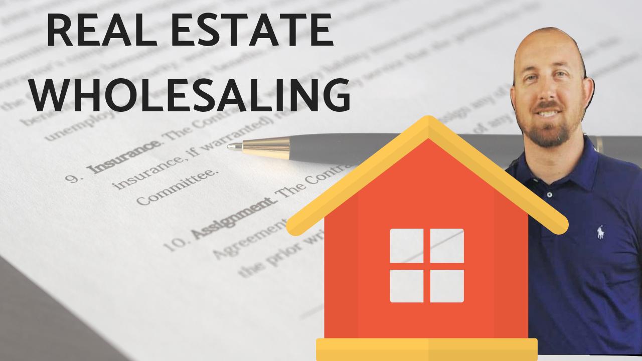 ESTABLISHING A REAL ESTATE WHOLESALING BUSINESS | AREN 69