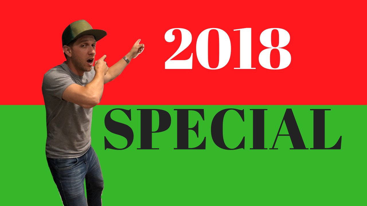 2018 END OF THE YEAR SPECIAL   AREN 76
