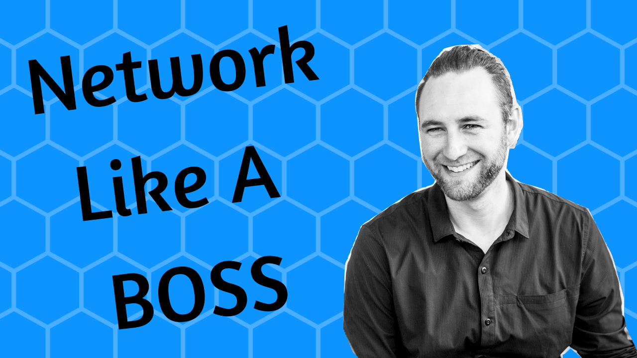 TIPS AND TRICKS TO NETWORK LIKE A BOSS   AREN 75