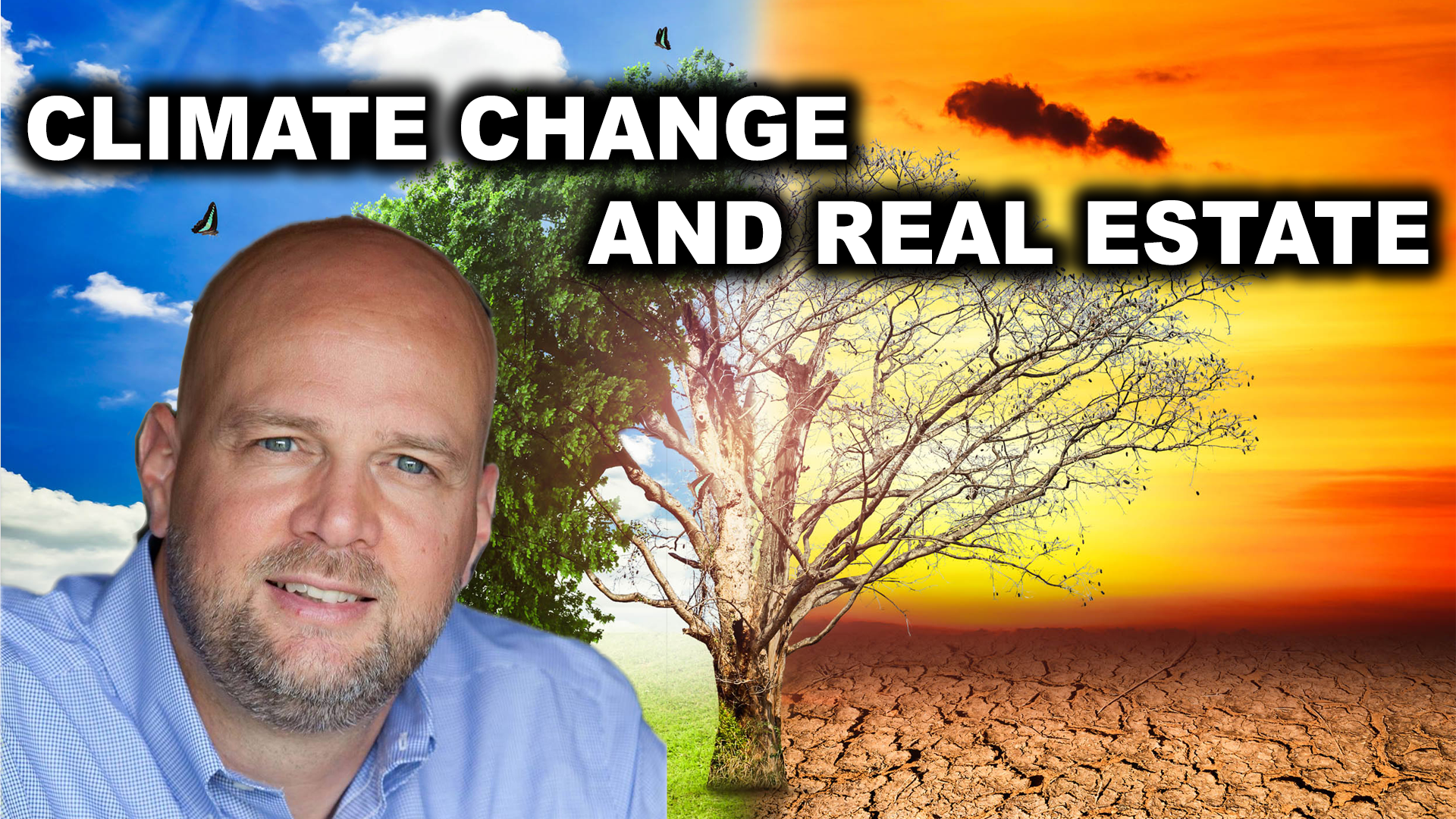 CLIMATE CHANGE AND ITS EFFECTS ON REAL ESTATE | AREN 88