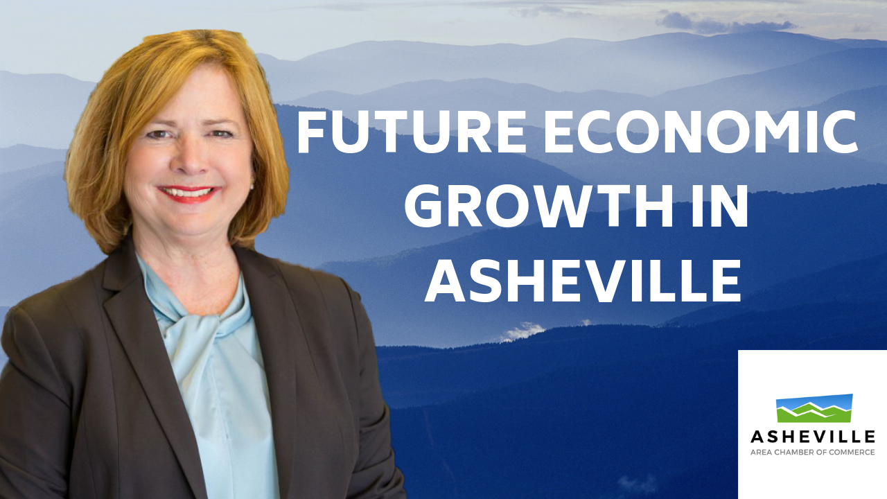 THE FUTURE OF ECONOMIC DEVELOPMENT IN ASHEVILLE | AREN 86