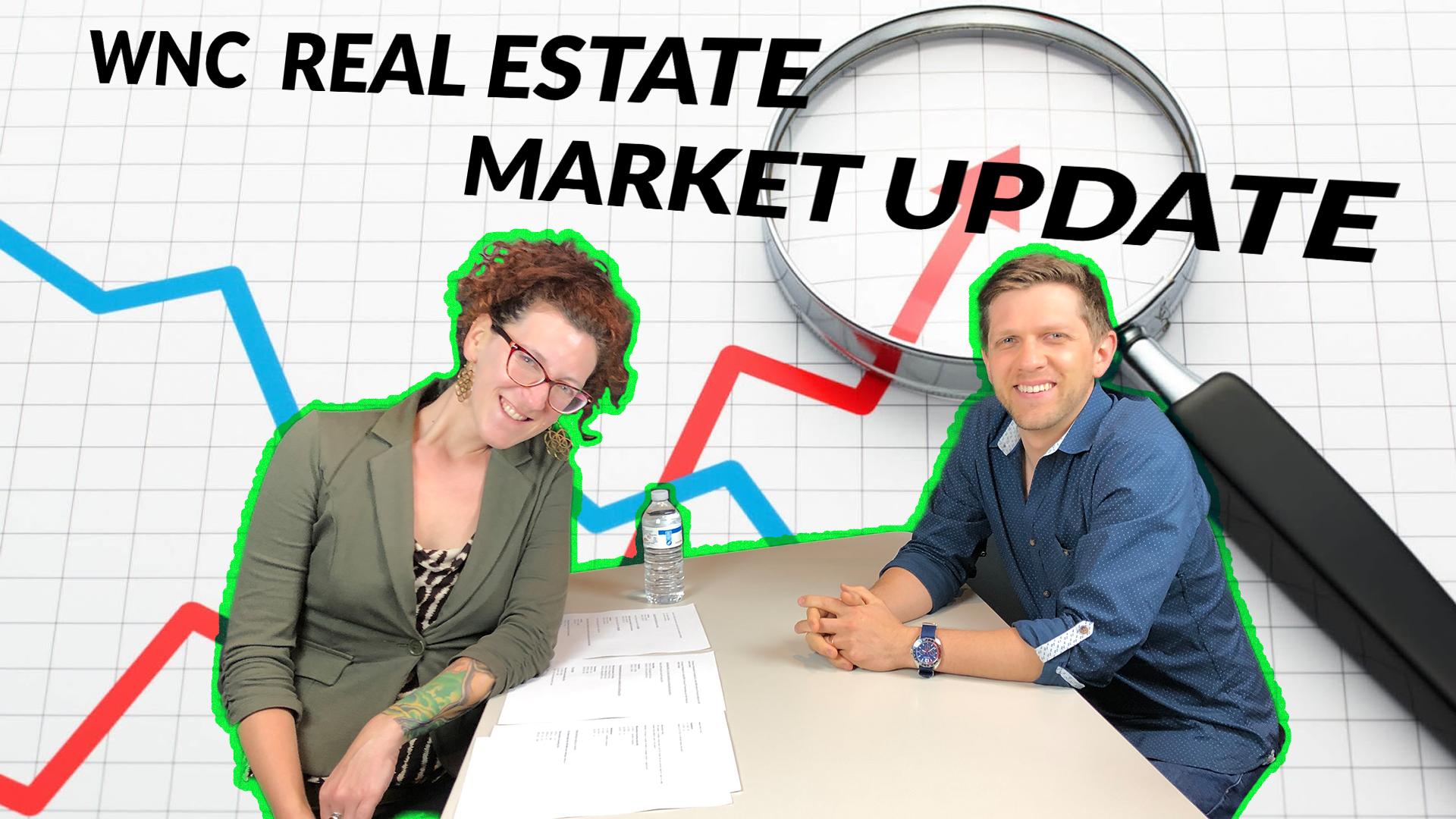 Spring 2019 Western North Carolina Real Estate Market Update (With Stats)