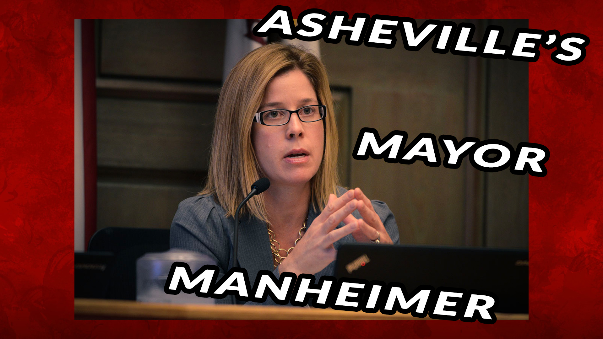 Esther Manheimer Mayor of Asheville