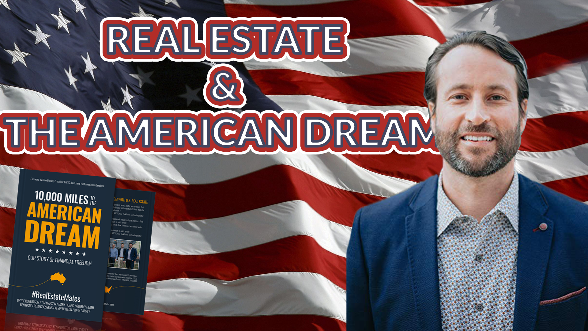 REAL ESTATE AND THE AMERICAN DREAM   AREN 110