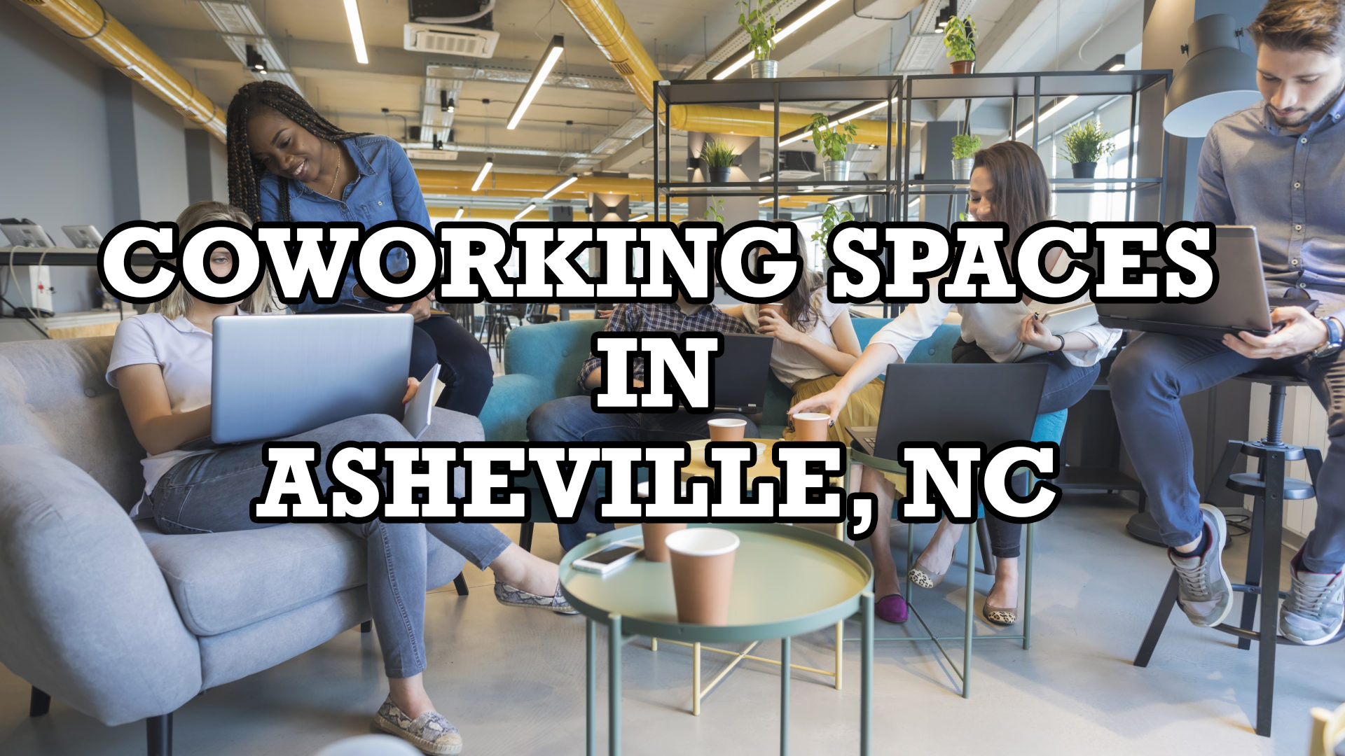 Asheville Coworking: Has its time come for the Western N.C. market?