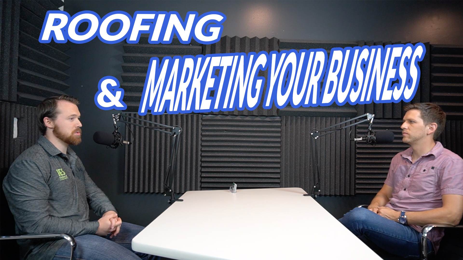 ROOFING AND SMALL BUSINESS MARKETING | AREN 113