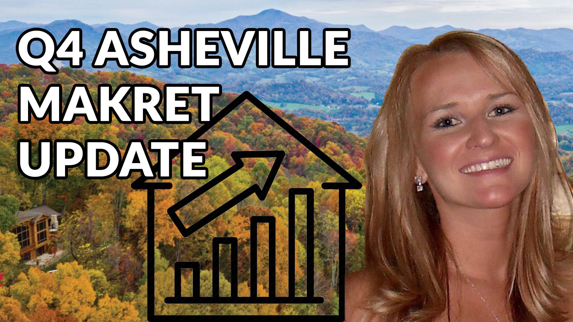 Q4 ASHEVILLE REAL ESTATE MARKET UPDATE | AREN 118