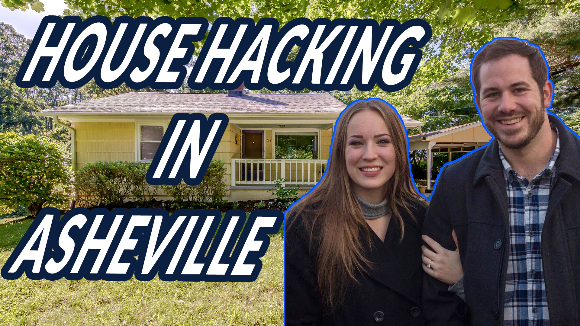 HOUSE HACKING IN ASHEVILLE | AREN 120