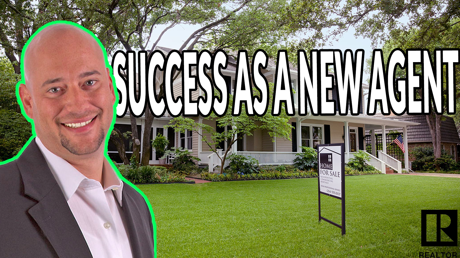 HOW TO FIND SUCCESS AS A NEW AGENT | AREN 117