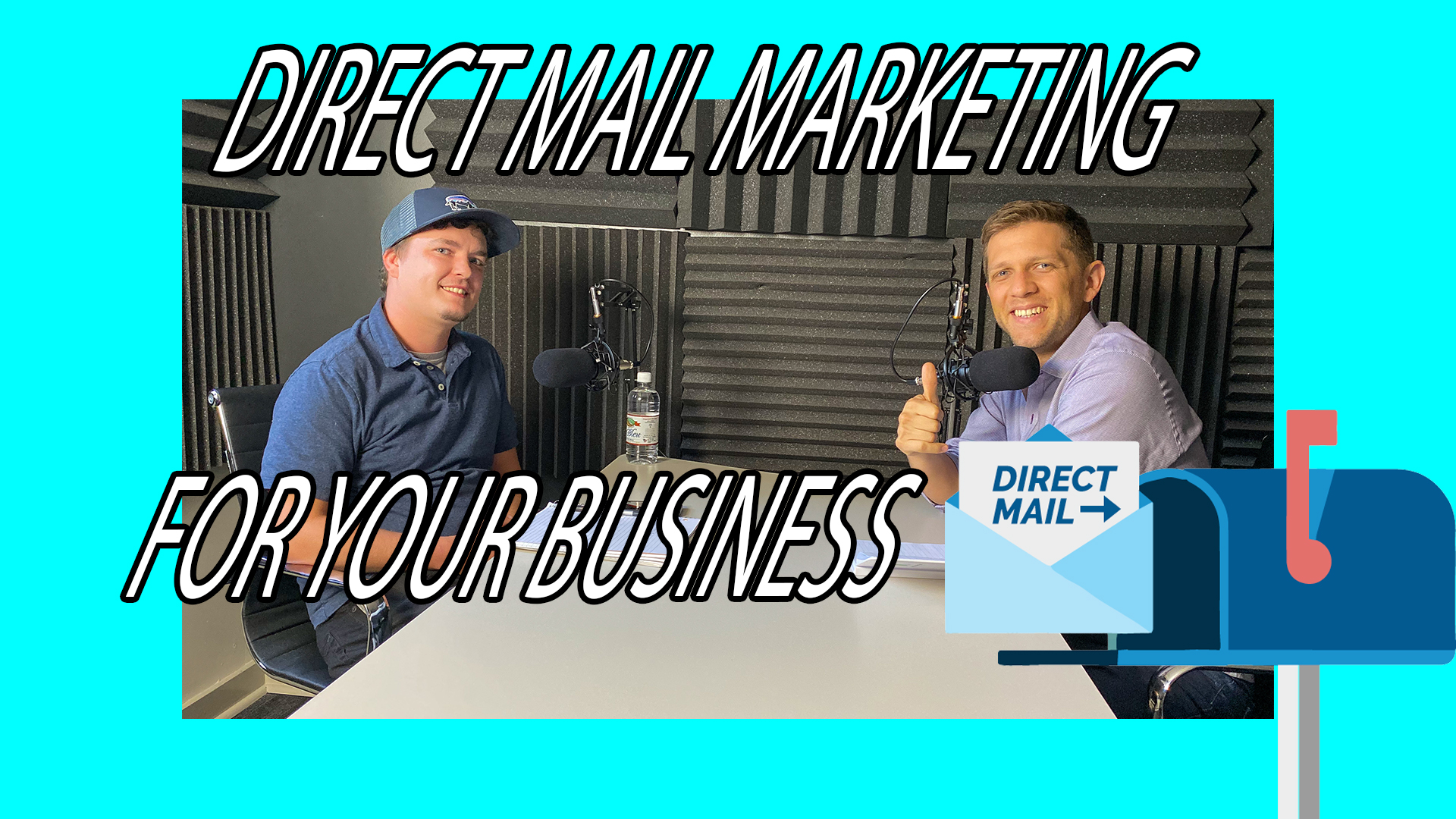 DIRECT MAIL FOR YOUR BUSINESS   AREN 122