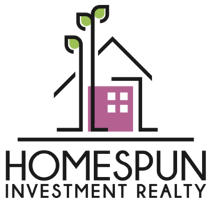 Homespun Investment Realty logo Asheville Real Estate News flipping houses