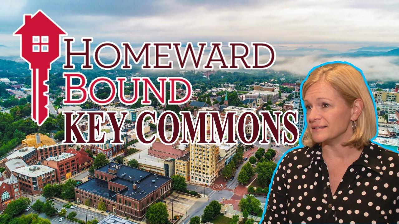 Meredith Switzer and Homeward Bound's Key Commons