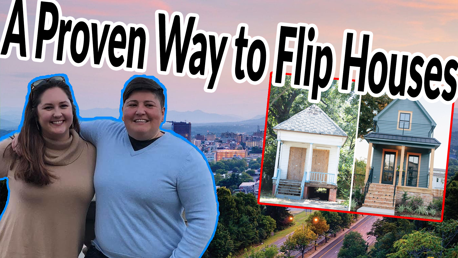 Flipping Houses with Homespun Investment Realty