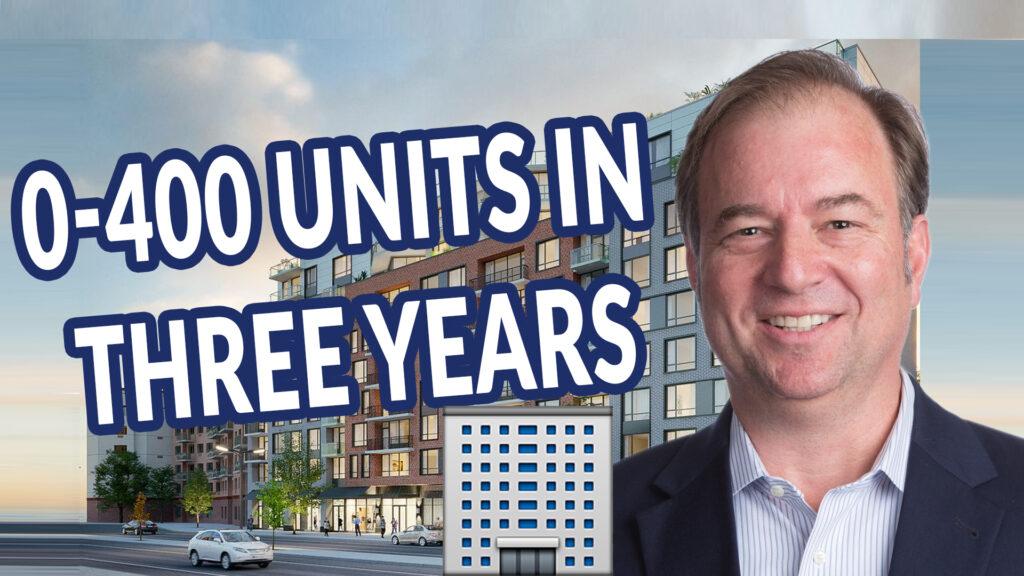 multi-family investment Richard Coyne Asheville Real estate news