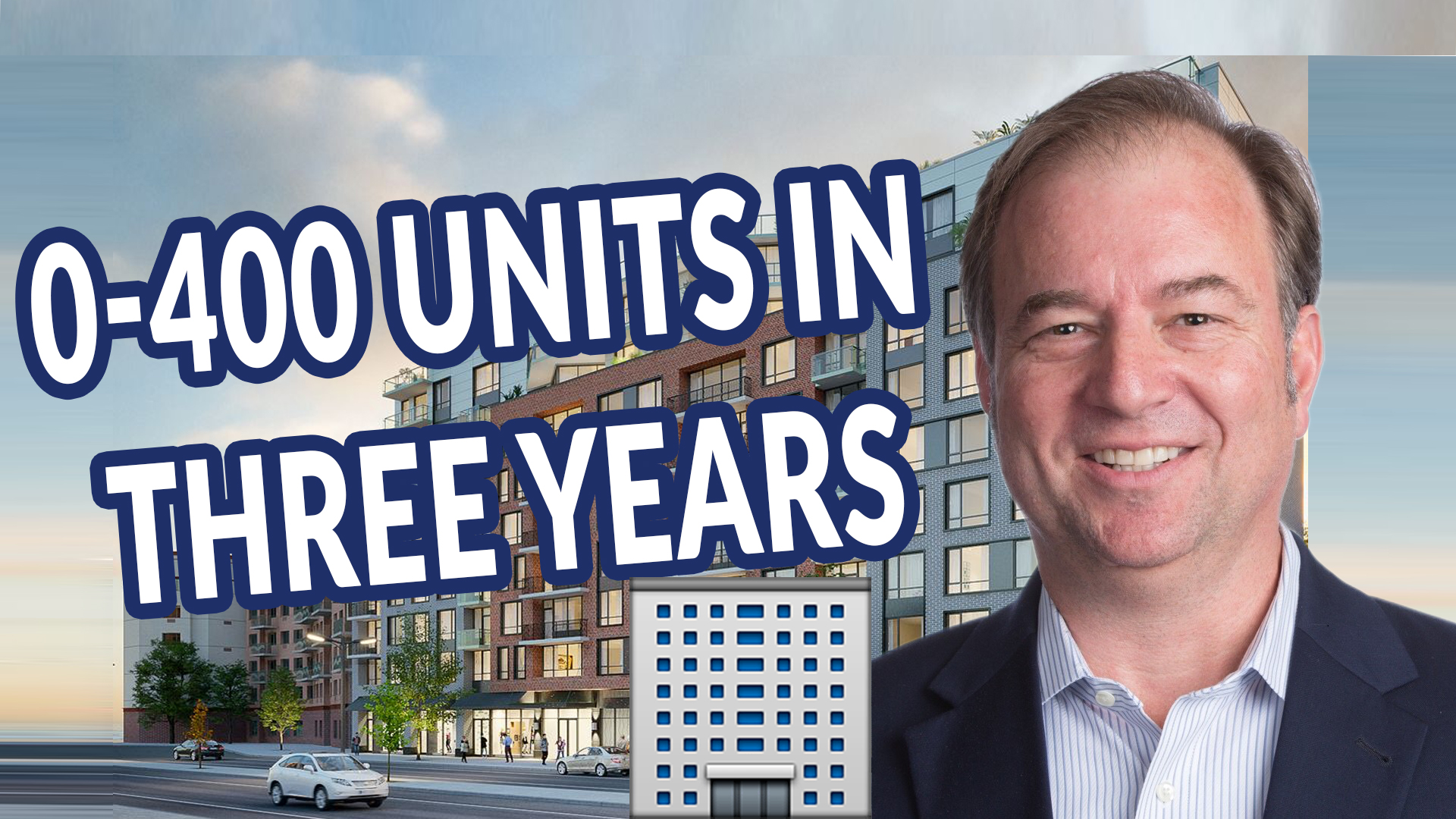 Multi-Family Investment: From 0-400 Units in 3 Years!