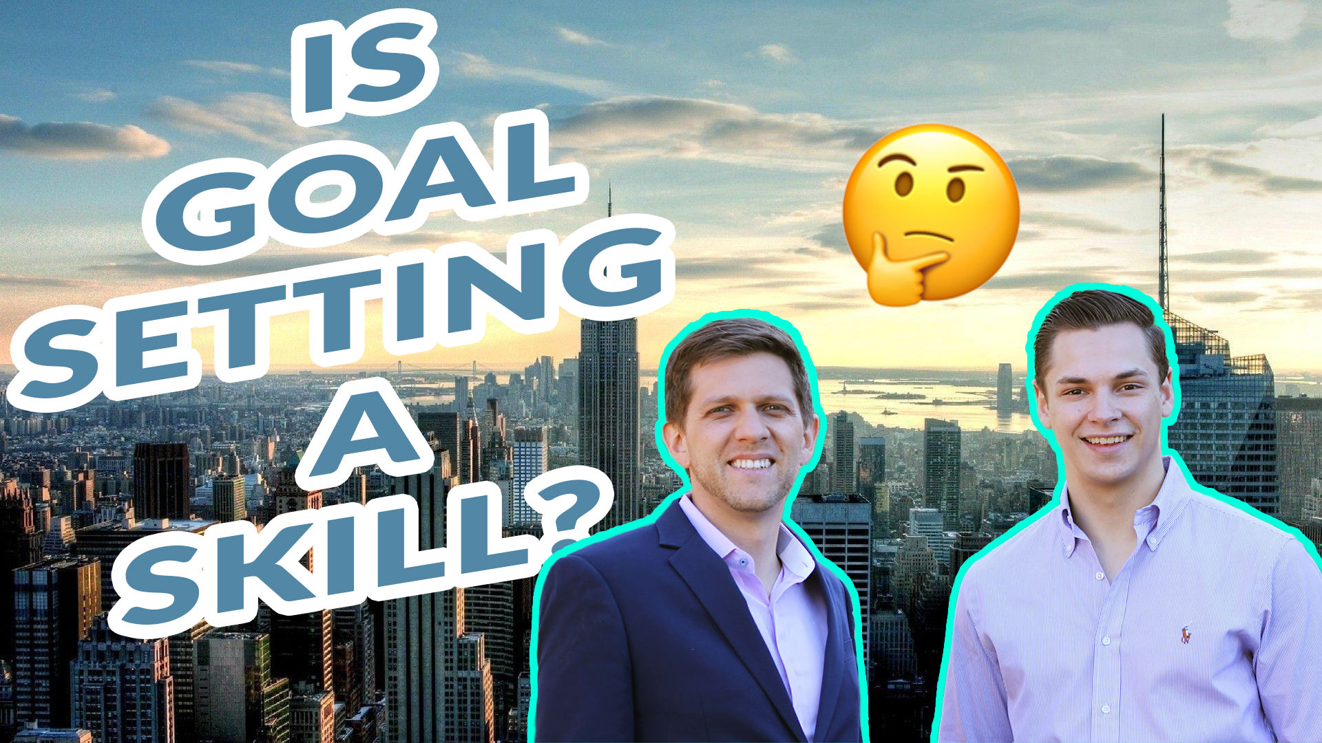 Is Goal-Setting A Skill?