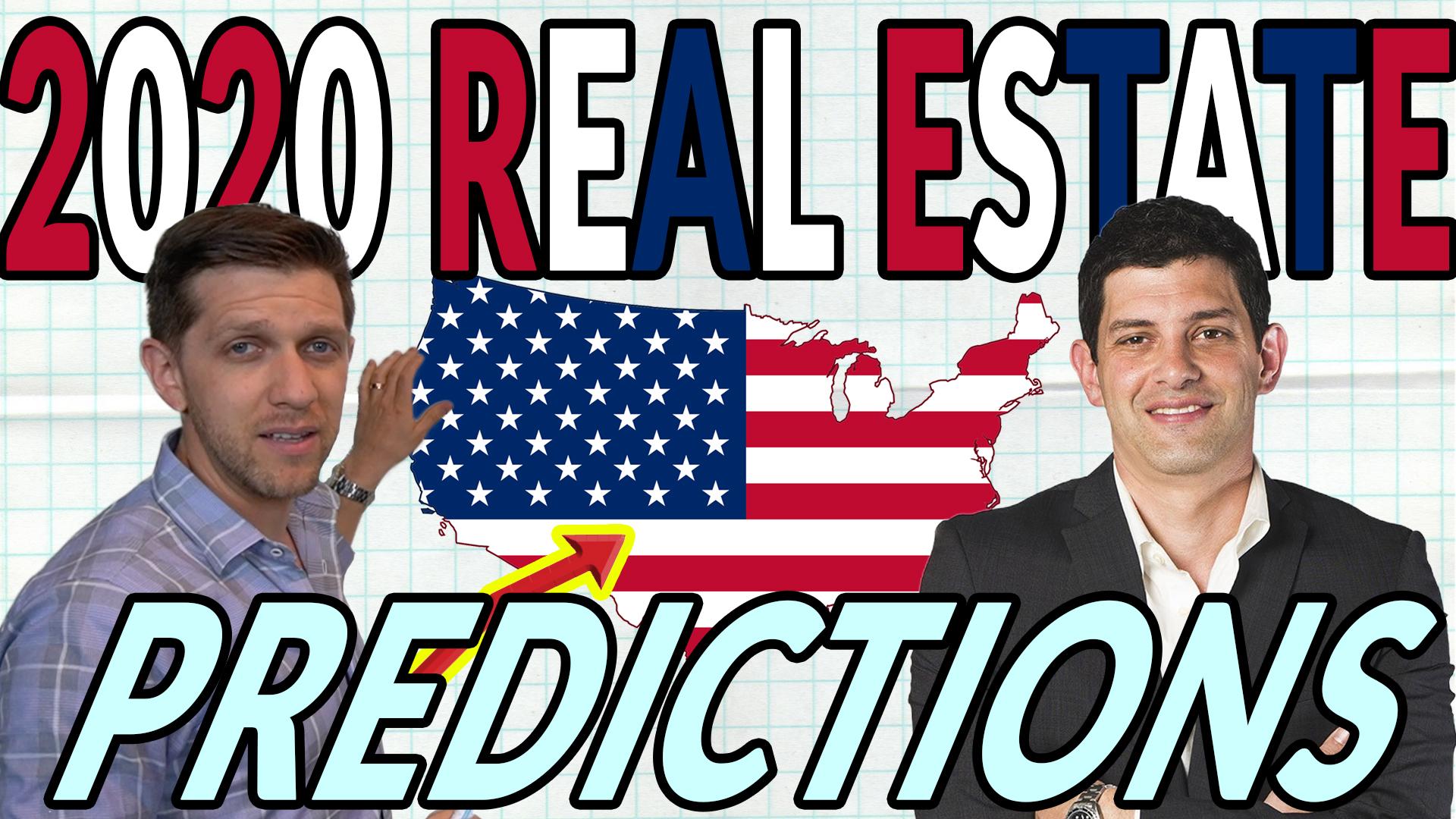 2020 REAL ESTATE PREDICTIONS | AREN 131
