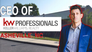 CEO OF KELLER WILLIAMS ASHEVILLE JEFF STEWART | AREN 133