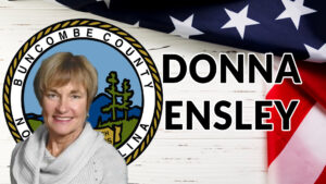 DONNA ENSLEY FOR BUNCOMBE COUNTY COMMISSIONER | AREN 141