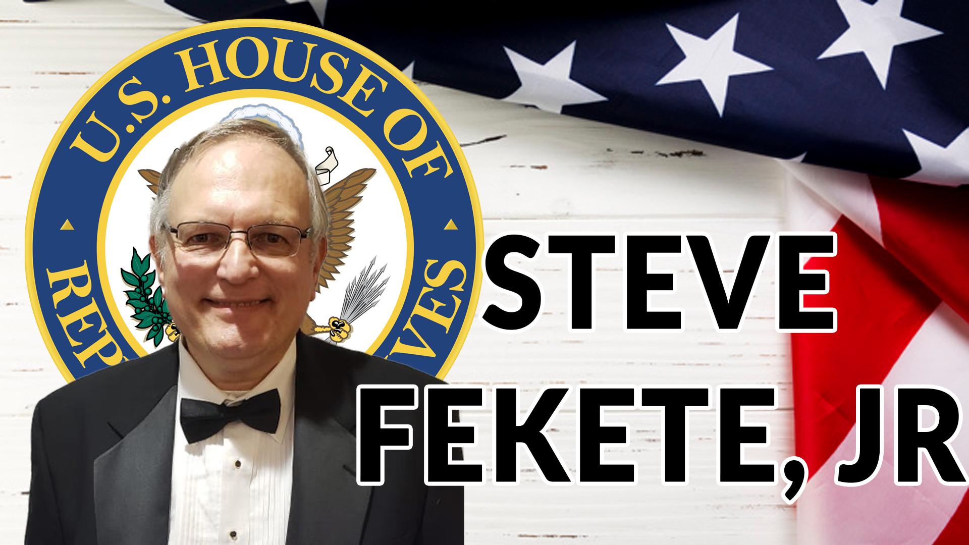 Steve Fekete, Jr, NC House Candidate