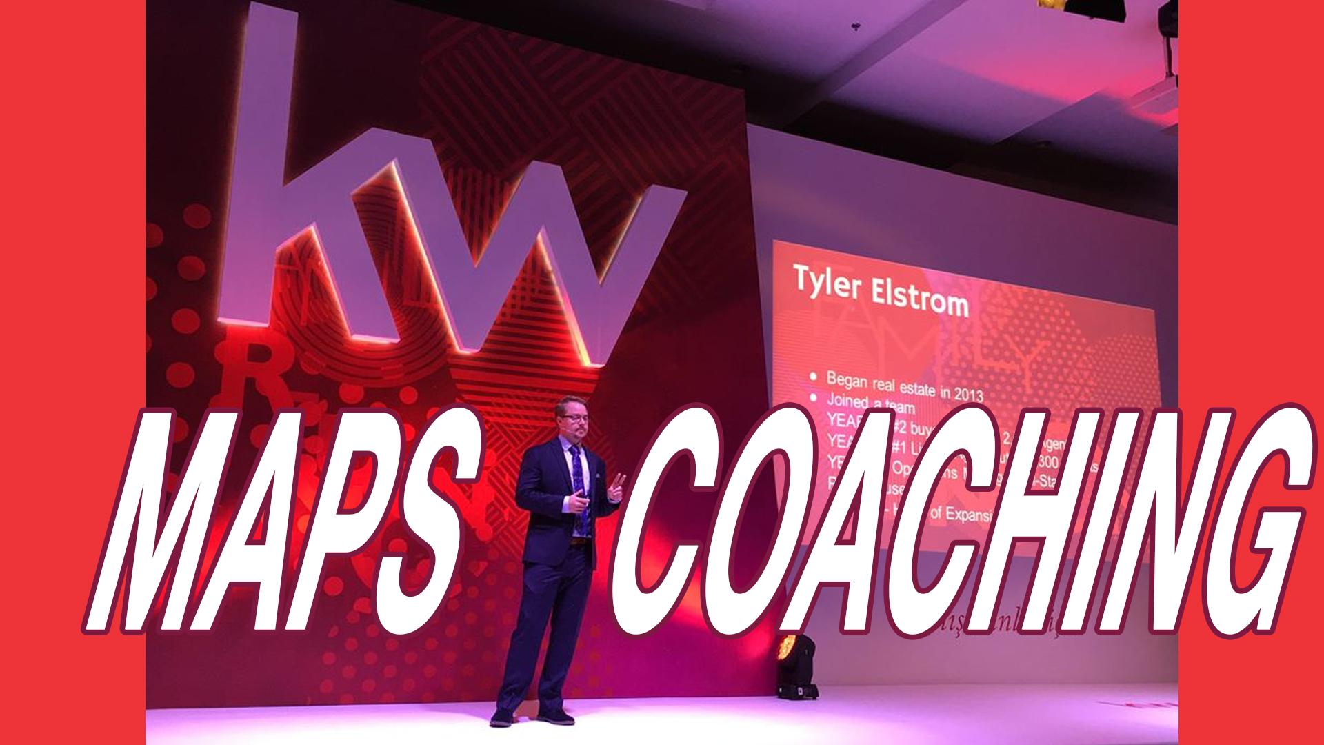 KW MAPS COACH SHARES SECRETS TO SUCCESS | AREN 135