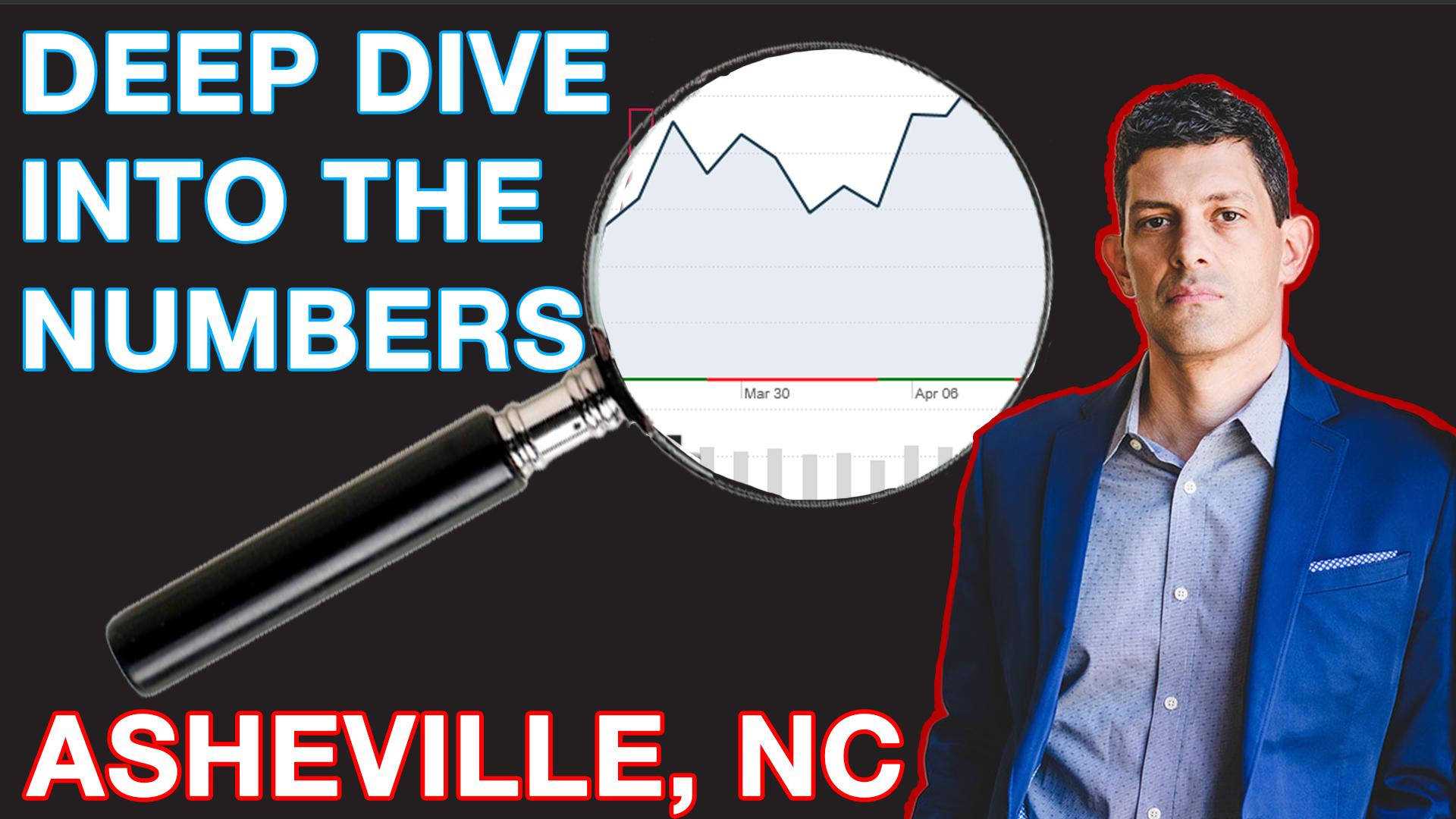 A Deep Dive Into The Asheville Market Stats