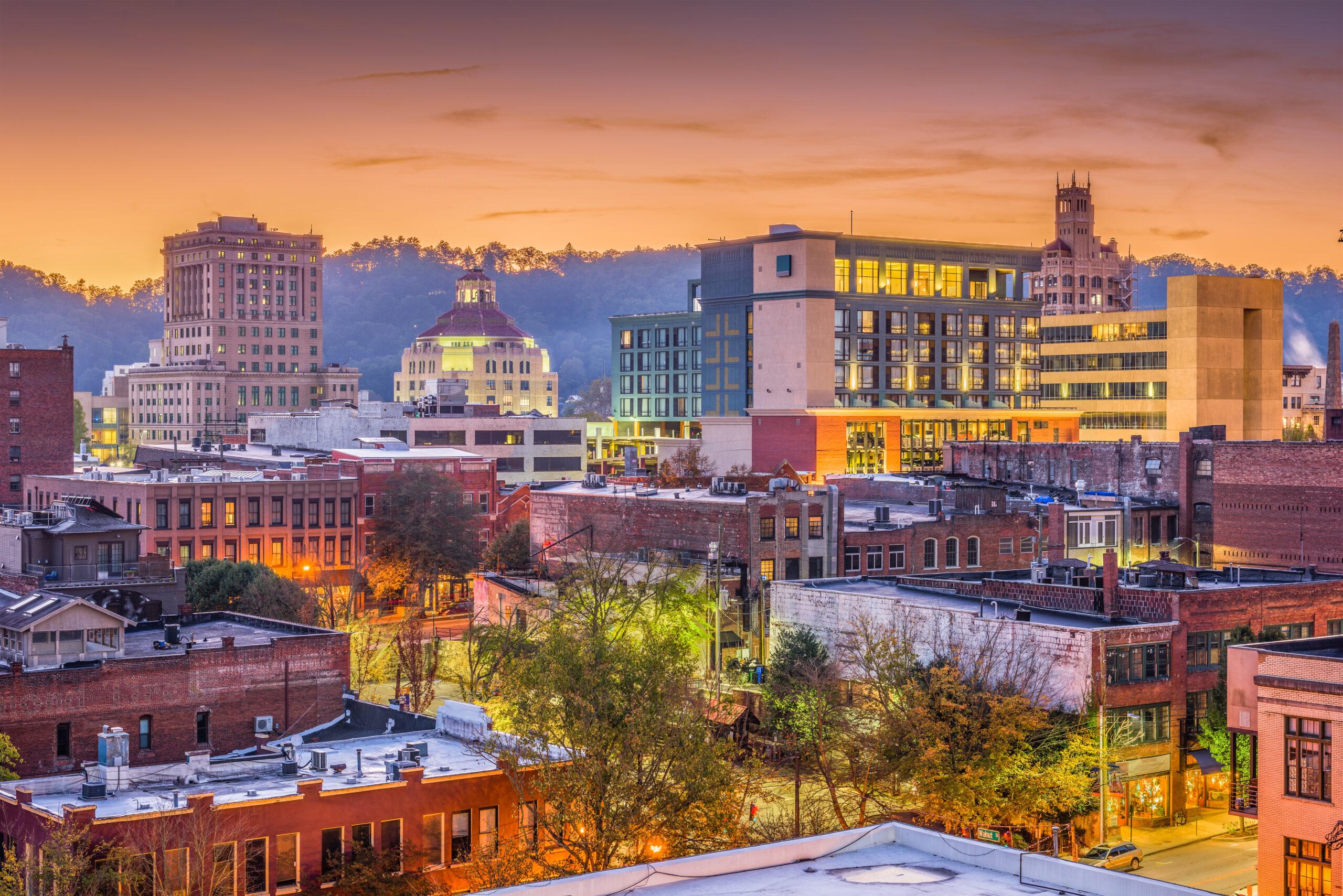 Urban Sprawl: Is Asheville At Capacity?