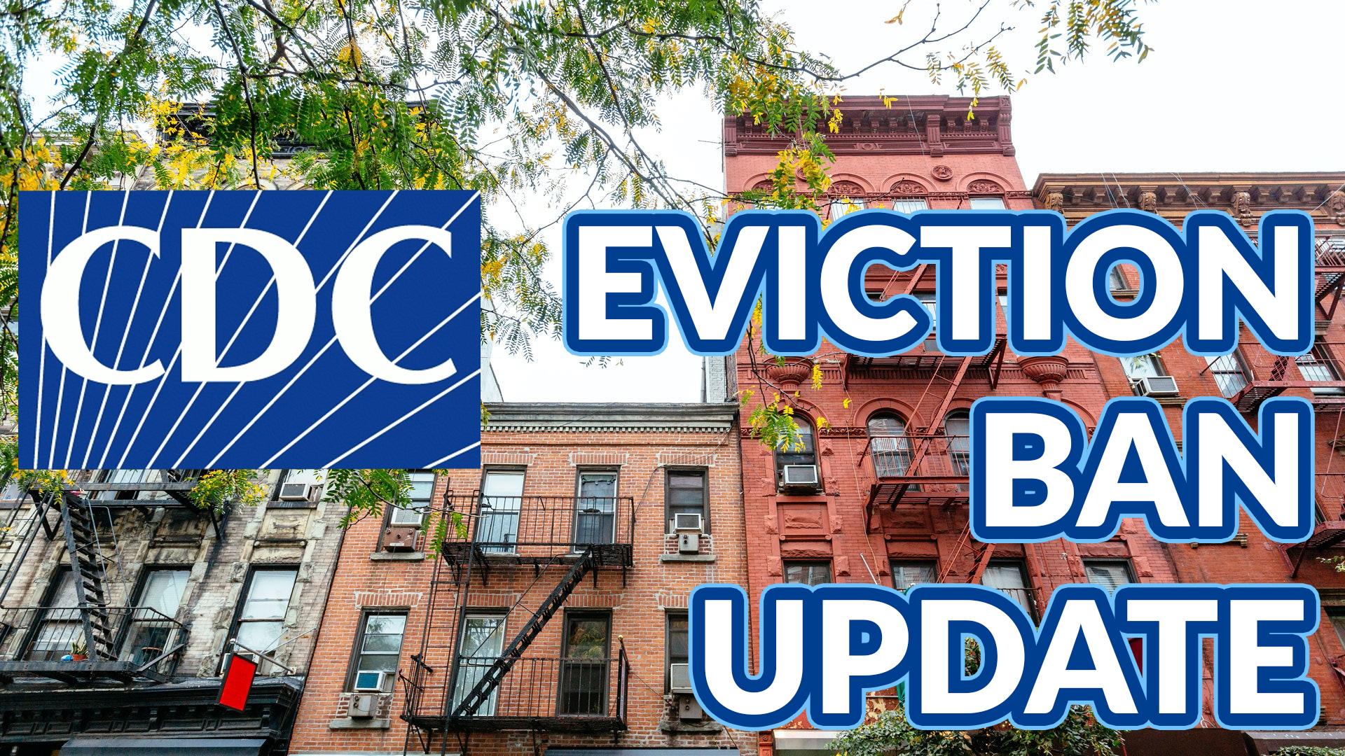 174. CDC Eviction Moratorium Update with Attorney Doug Tate