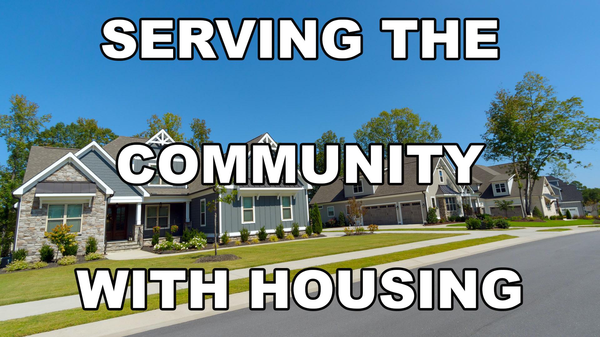 Housing Asheville: Better Living Through Homeward Bound