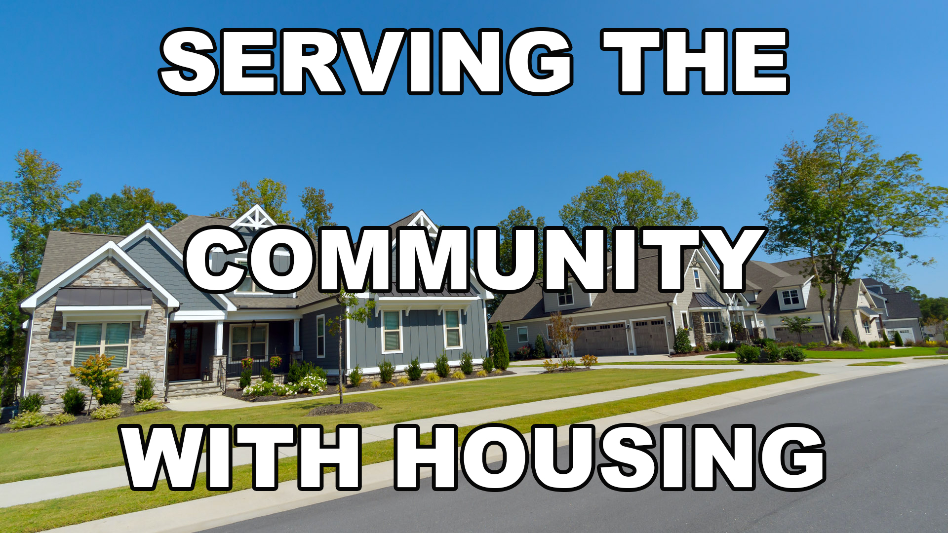 179. Serving The Community With Housing