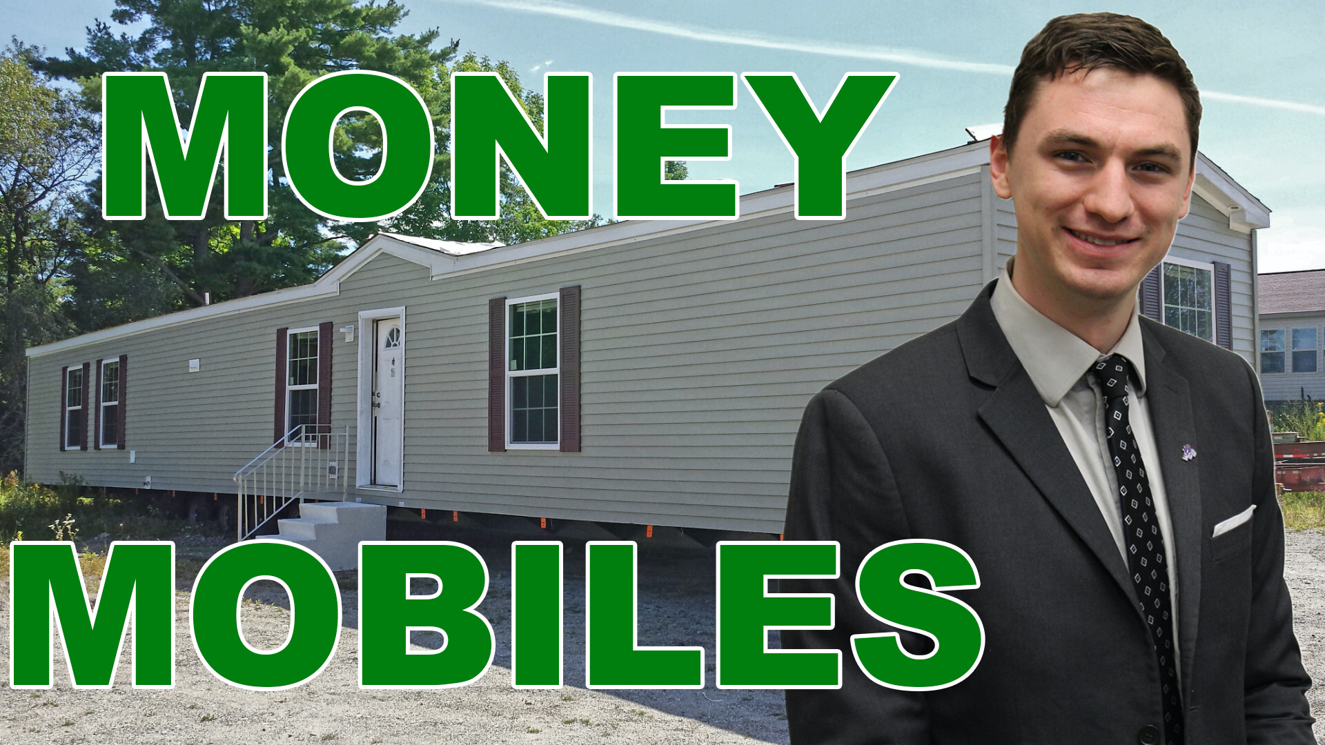 181. Making Money in Mobile Homes with Levi Parham