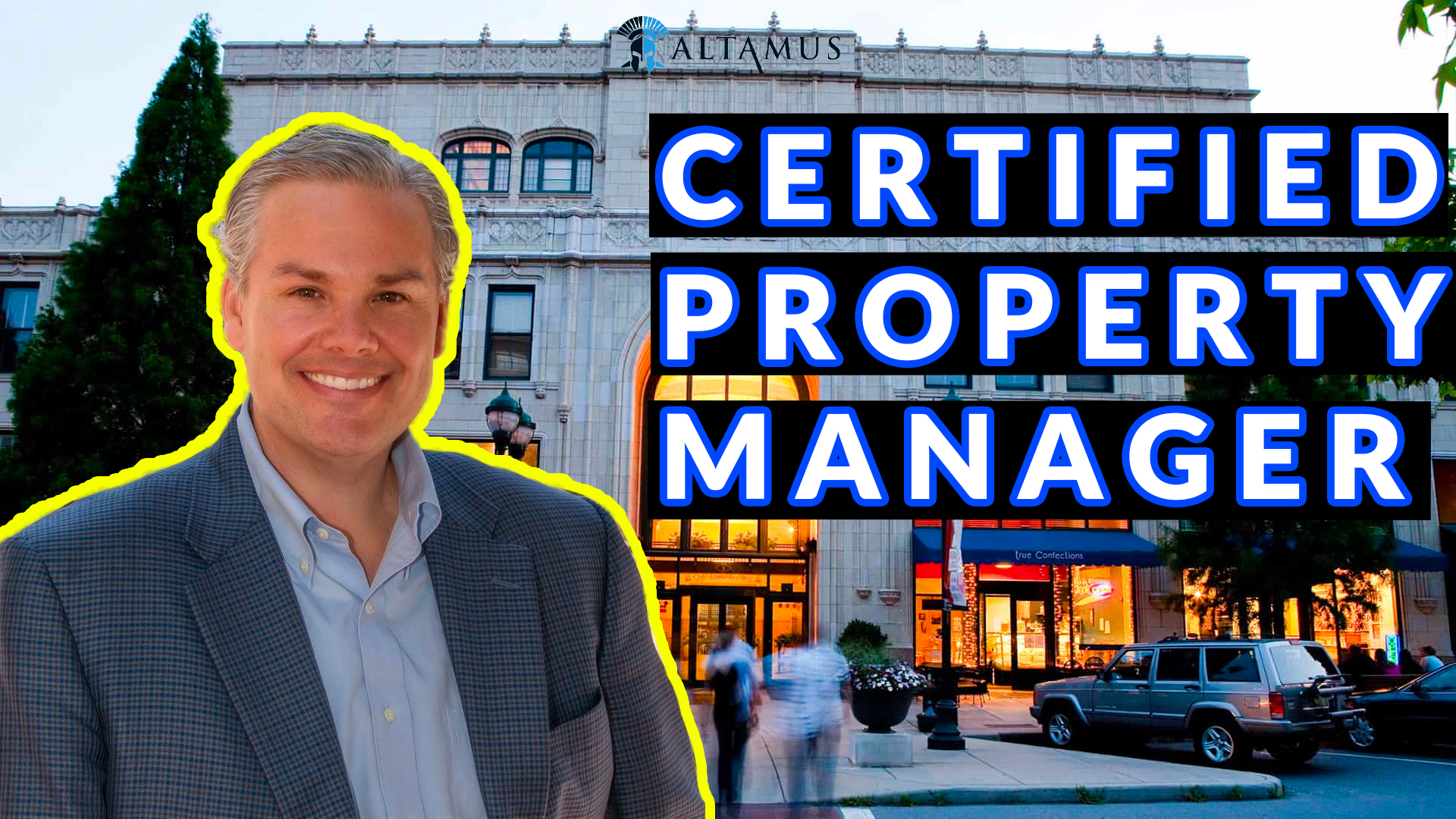 183. Commercial Property Management with Wes Reinhardt CPM