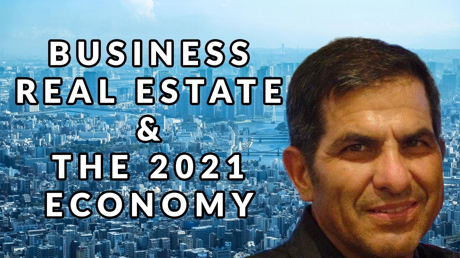 185. Business & Real Estate in 2021 Tony Pierfelice