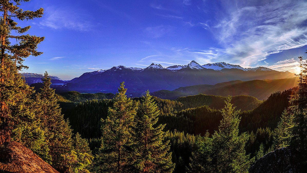 Brohm Ridge, Squamish BC