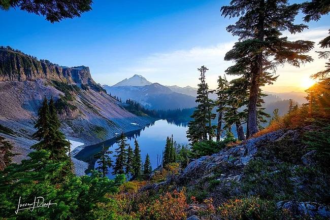 Euphoric Pacific Northwest