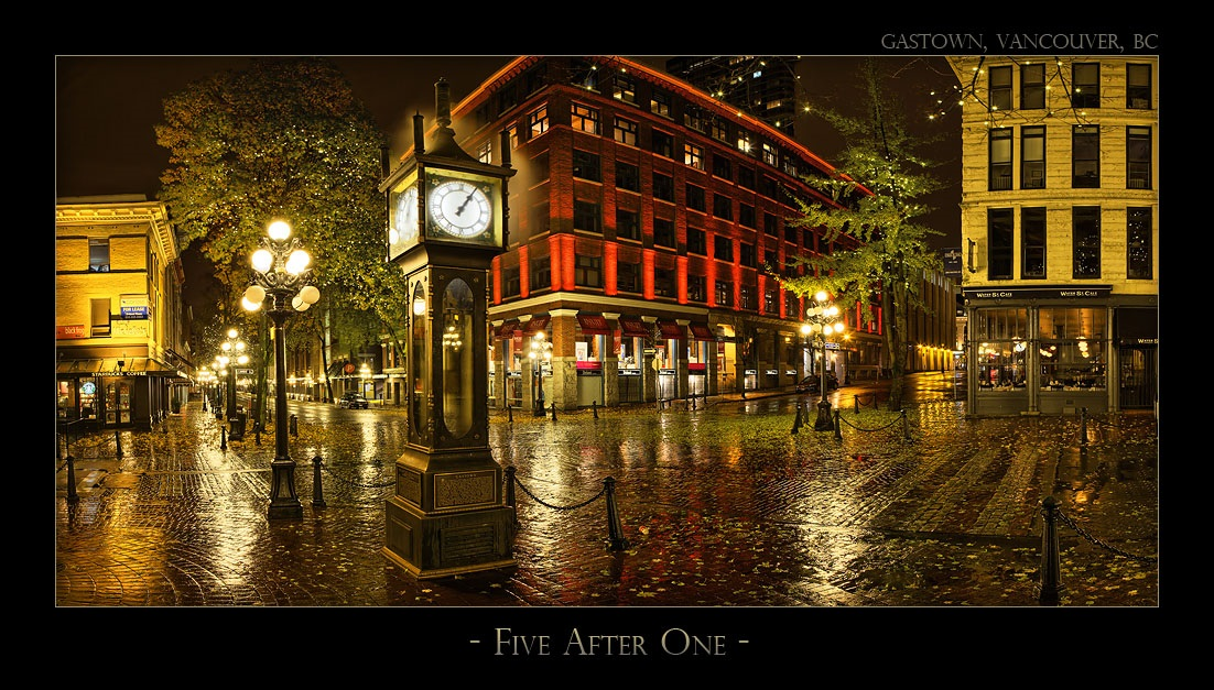 Five After One - 4363
