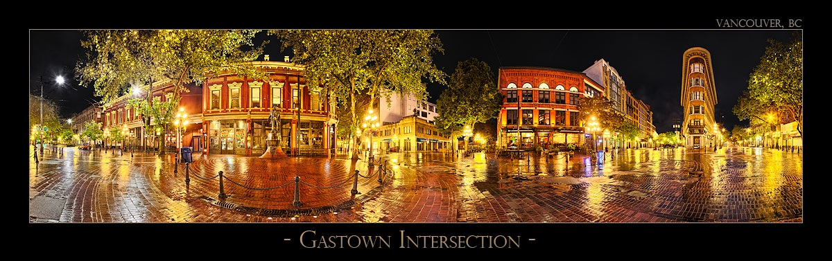 Gastown Intersection